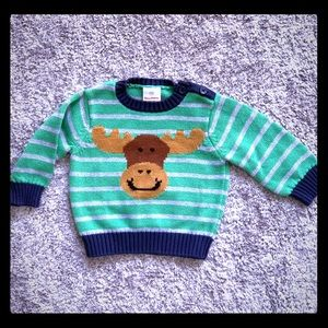 Hanna Andersson Moose Sweater
